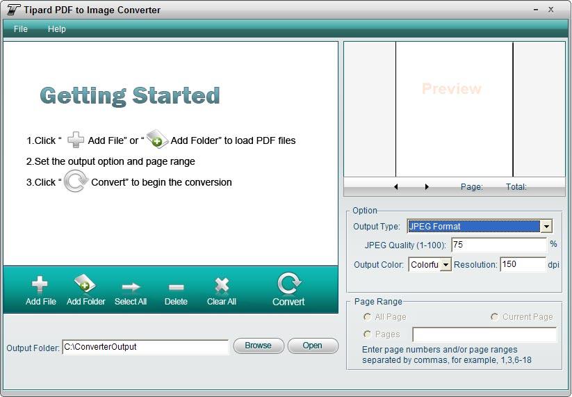 pdf to image converter freeware