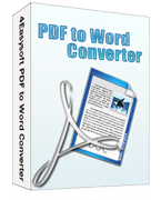 4Easysoft PDF to doc Converter