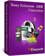 box of 4Easysoft Sony Ericsson AMR Converter