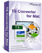 box of tipard TS Converter for Mac