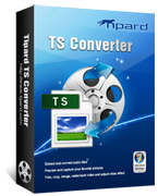 box of tipard ts converter