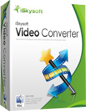 box of iskysoft video converter for mac