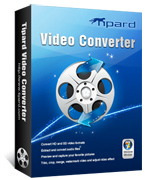 box of tipard video converter
