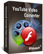 box of 4Videosoft YouTube Video Converter