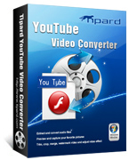 box of Tipard YouTube Video Converter