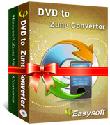 box of 4easysoft dvd to zune suite